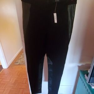 Madewell black pants